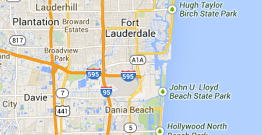 Appliance_Repair_Ft-Lauderdale-FL_Service_Area_Map_Lg